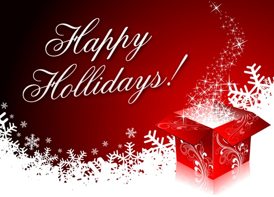 Happy Holidays from Redman Tech