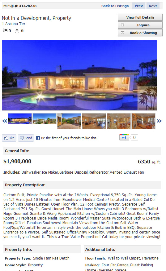 Want To Showcase Your Real Estate Listings On Facebook?