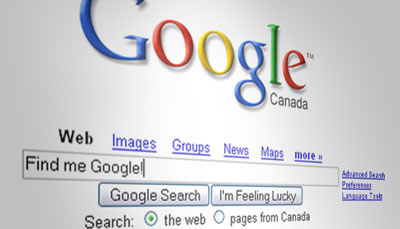 What is SEO? FInd me Google!