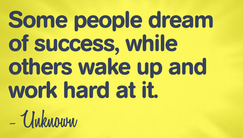 Redman Inspirations- Don't Dream Of Success
