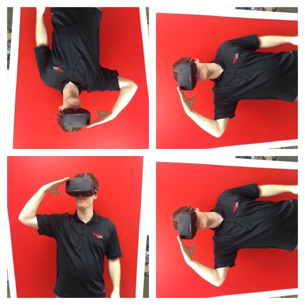 Oculus Rift for Real Estate