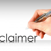 Email Disclaimers - Do They Work?